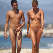 nudist-couple